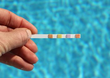 L'entretien d'une piscine