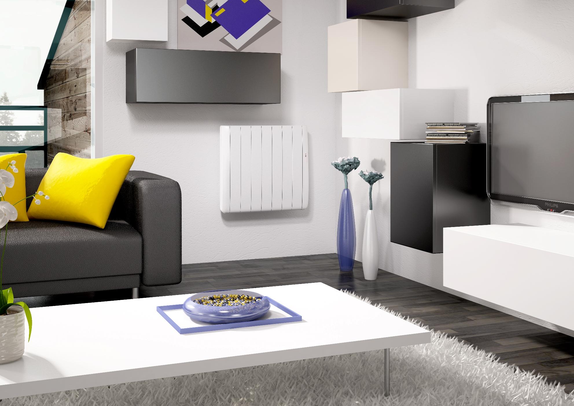radiateur forlane chaleur douce et conomies d 39 nergie objectif habitat. Black Bedroom Furniture Sets. Home Design Ideas
