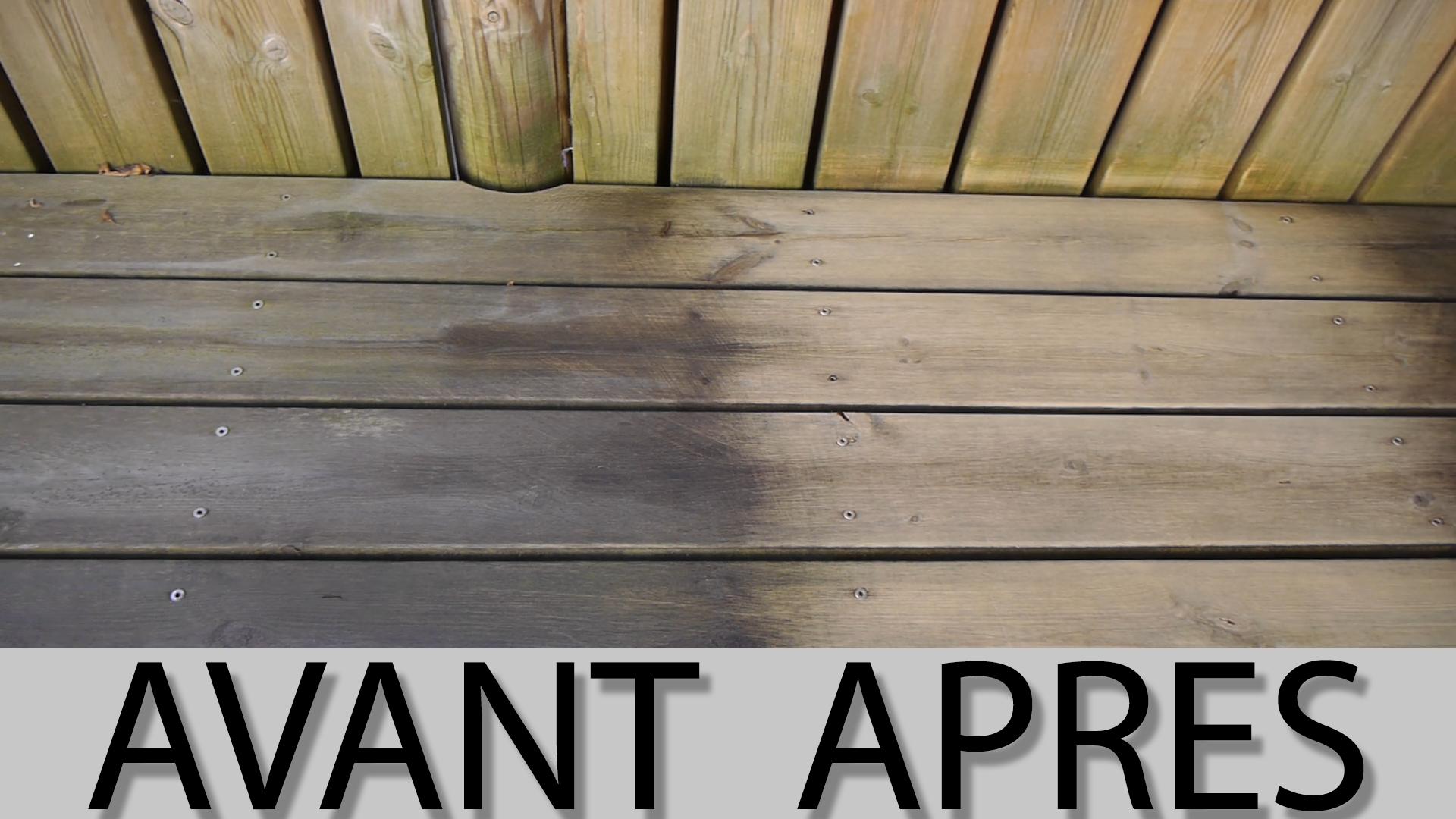 Decaper Une Terrasse terrasse en bois : comment la dégriser sans se ruiner