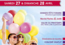 Salon de Printemps : les 27 et 28 avril 2019